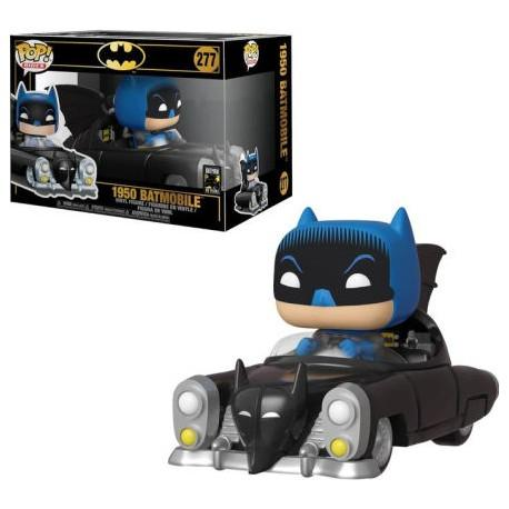 DC COMICS - Bobble Head POP Ride N° xx - 1950 Batmobile