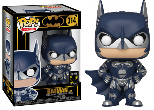 DC COMICS - Bobble Head POP N° 314 - Batman 80th - Batman 1997