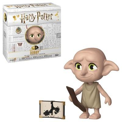 HARRY POTTER - 5 Star Vinyl Figure 8 cm - Dobby