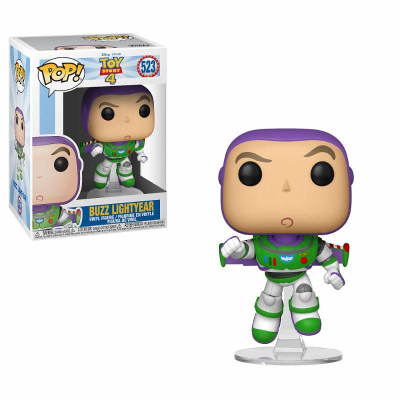 TOY STORY 4 - Bobble Head POP N° 523 - Buzz Lightyear