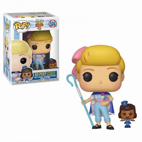 DISNEY - Toy Story 4 - Bobble Head POP N° 524 - Bo Beep & McDimples