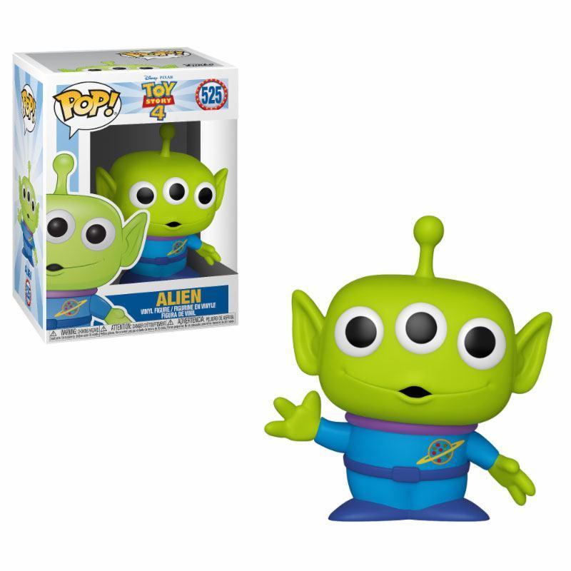 DISNEY - Toy Story 4 - Bobble Head POP N° 525 - Alien