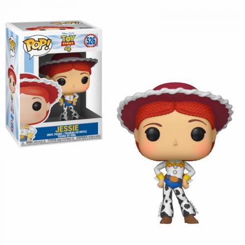 DISNEY - Toy Story 4 - Bobble Head POP N° 526 - Jessie