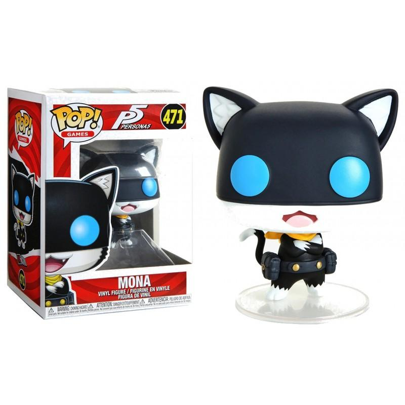 PERSONA 5 - Bobble Head POP N° xxx - Mona