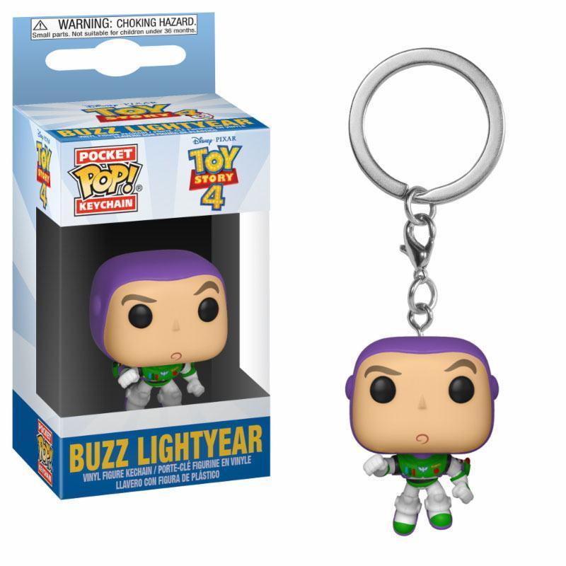 Pocket Pop Keychains : Toy Story 4 - Buzz Lightyear