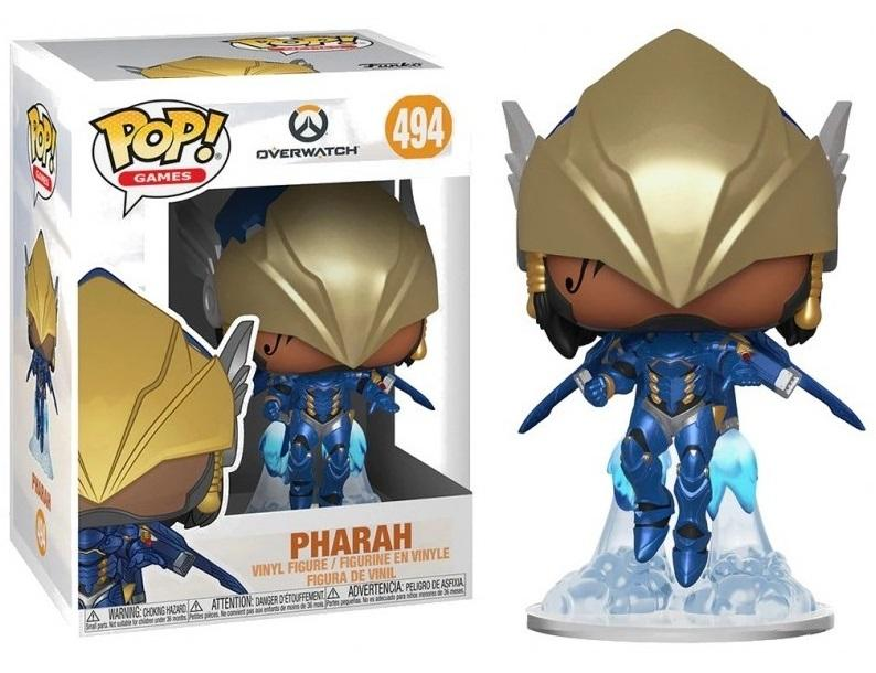OVERWATCH - Bobble Head POP N° 494 - Pharah Victory Pose