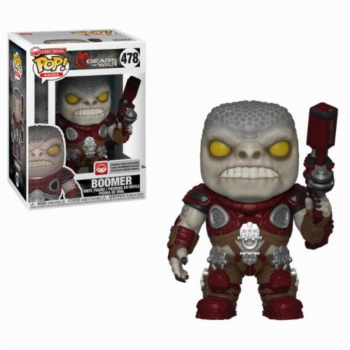 GEARS OF WAR - Bobble Head POP N° 478 - Boomer