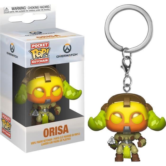 Pocket Pop Keychains : Overwatch - Orisa