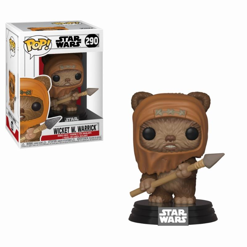 STAR WARS - Bobble Head POP N° 290 - Wicket