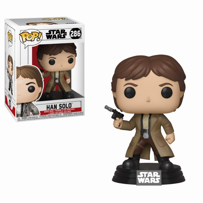 STAR WARS - Bobble Head POP N° 286 - Endor Han