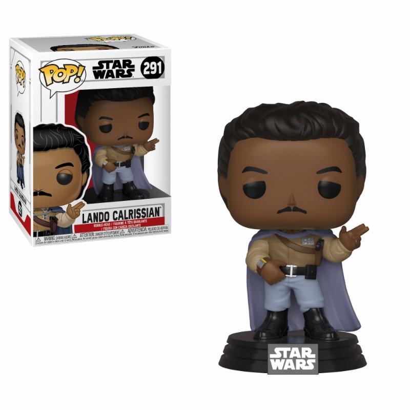 STAR WARS - Bobble Head POP N° 291 - General Lando