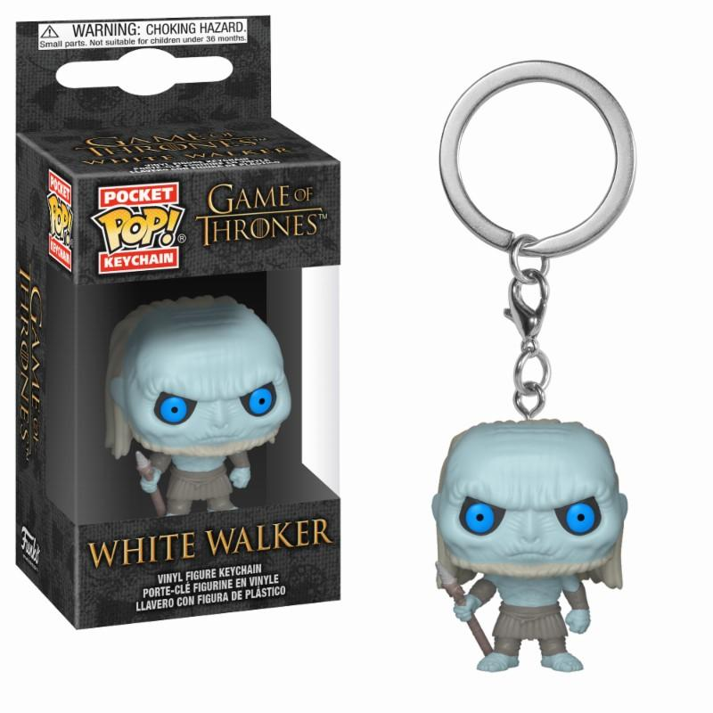 Pocket Pop Keychains : Game of Thrones - White Walker