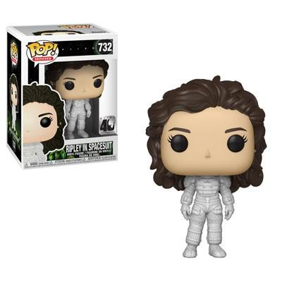 ALIEN 40th - Bobble Head POP N° 732 - Ripley in Spacesuit