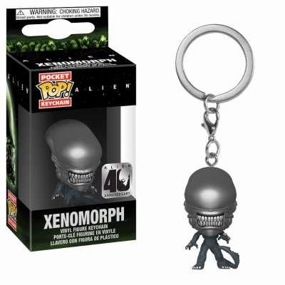 Pocket Pop Keychains : ALIEN 40th - Xenomorph