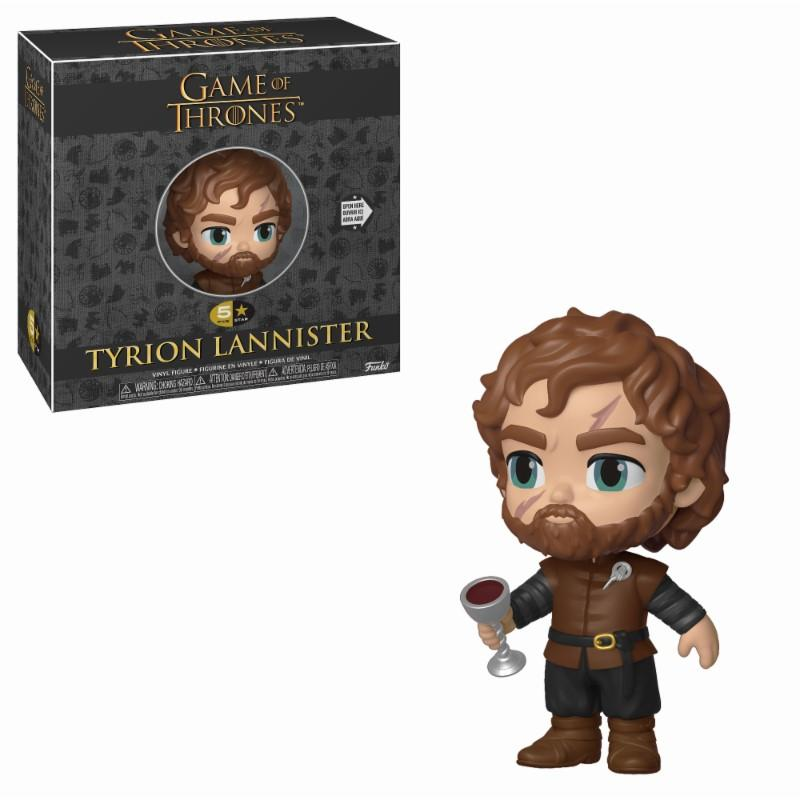 GAME OF THRONES - 5 Star Vinyl Figure 8 cm - Tyrion Lannister