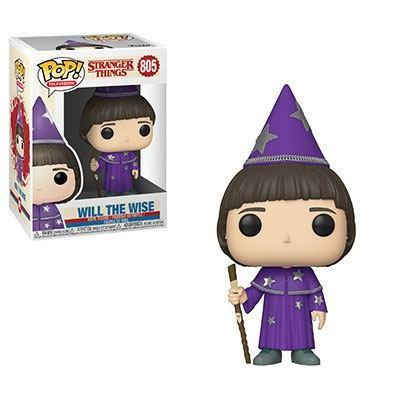 STRANGER THINGS - Bobble Head POP N° 805 - S3 / Will (The Wise)