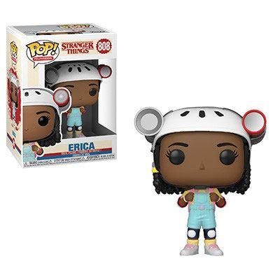 STRANGER THINGS - Bobble Head POP N° 808 - S3 / Erica_1