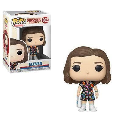 STRANGER THINGS - Bobble Head POP N° 802 - S3 / Eleven (Mall Outfit)