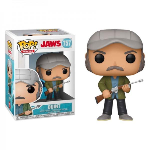 JAWS - Bobble Head POP N° 757 - Quint