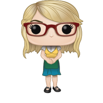 BIG BANG THEORY Saison 2 - Bobble Head POP N° 783 - Bernadette