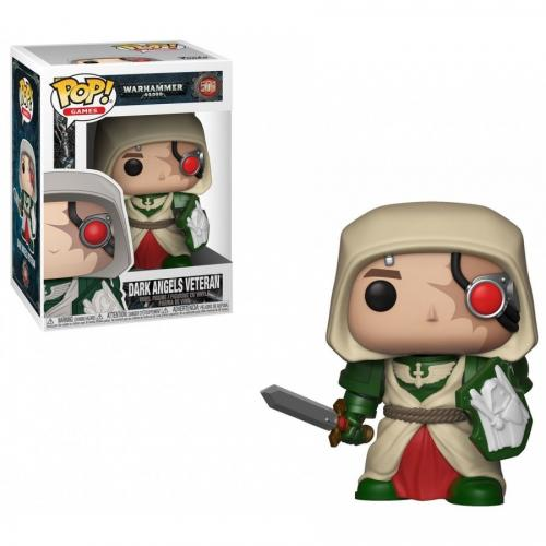 WARHAMMER 40K - Bobble Head POP N° 501 - Dark Angels Veteran