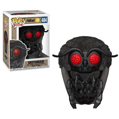 FALLOUT 76 - Bobble Head POP N° 484 - Mothman