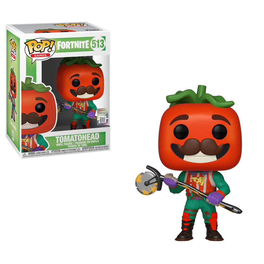 FORTNITE - Bobble Head POP N° 513 - TomatoHead