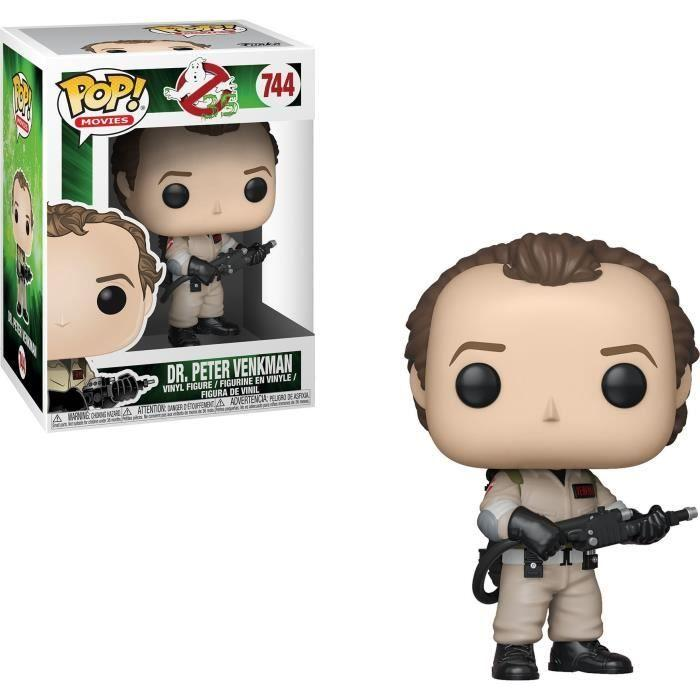 GHOSTBUSTERS - Bobble Head POP N° xxx - Dr. Peter Venkman_1