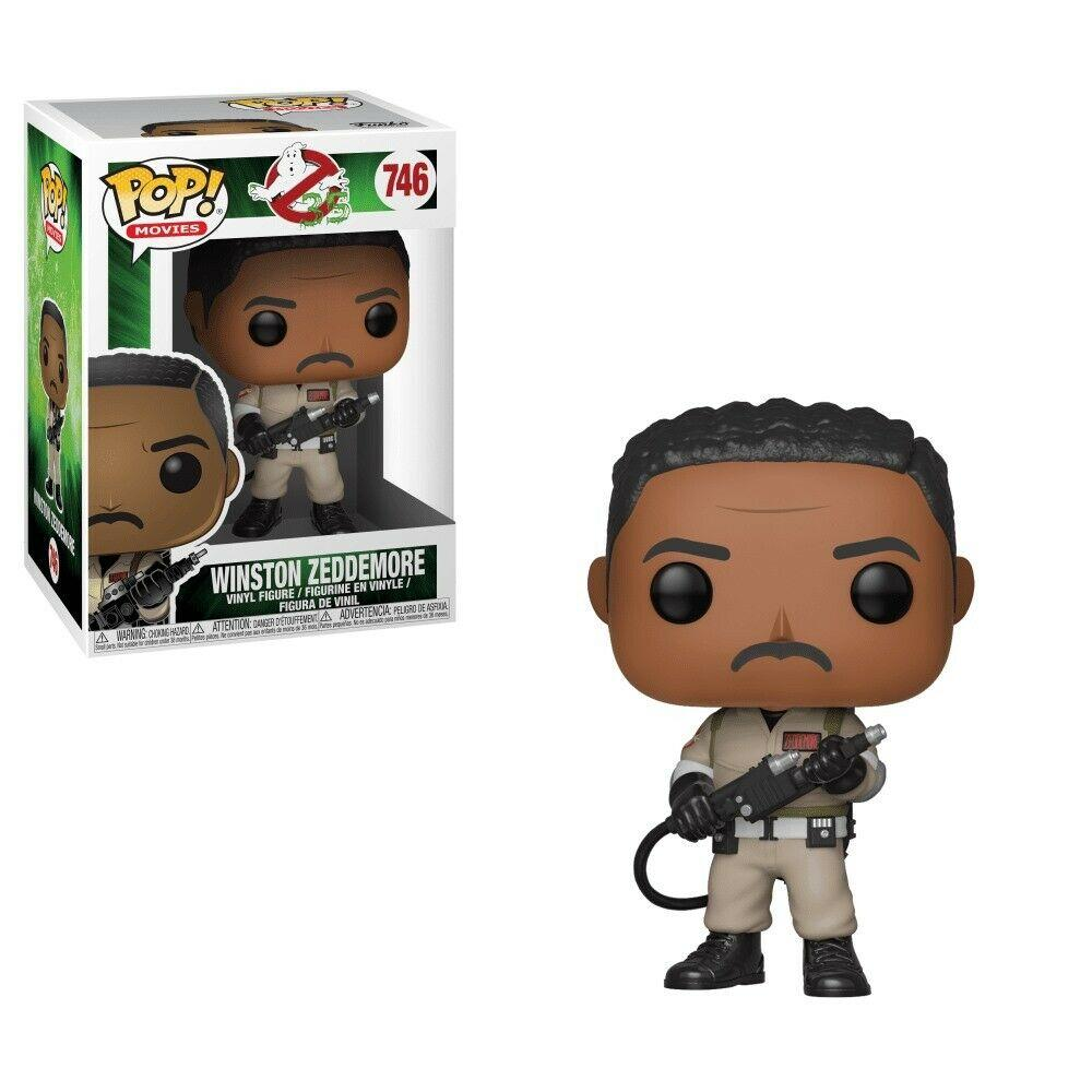 GHOSTBUSTERS - Bobble Head POP N° xxx - Winston Zeddemore
