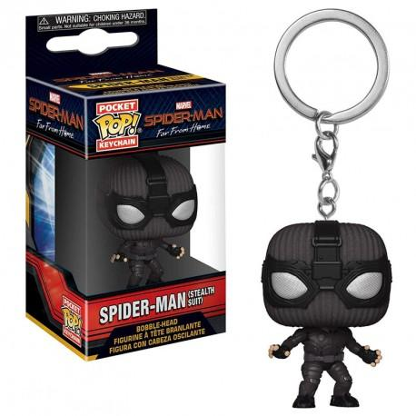 Pocket Pop Keychains : MARVEL Far From Home - Spider-man