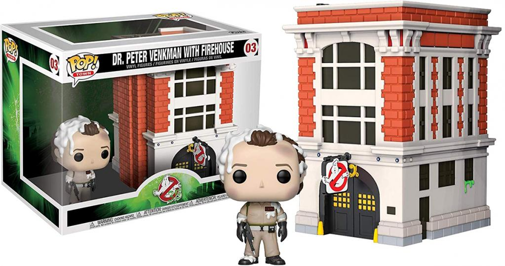GHOSTBUSTERS - Pop Town N° 03 - Dr Peter & House_1