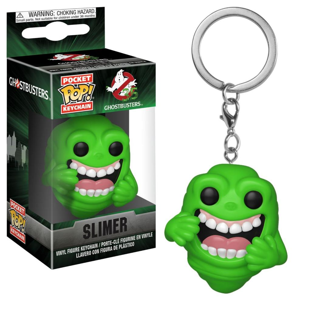 Pocket Pop Keychains : GHOSTBUSTERS - Slimer