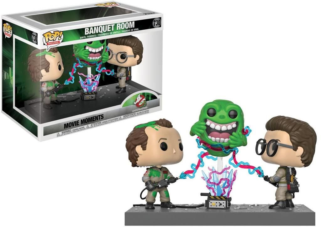 GHOSTBUSTERS - Movie Moments Pop N° xxx - Banquet Room