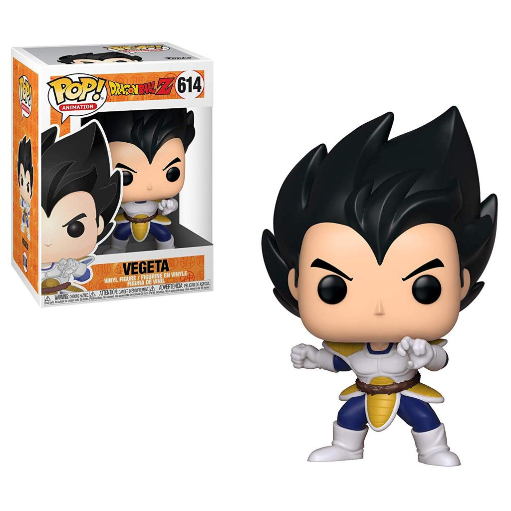 DRAGON BALL Z – Bobble Head POP N° 615 – Goku (Copie)