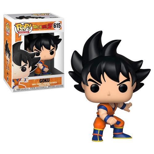 DRAGON BALL Z - Bobble Head POP N° 615 - Goku