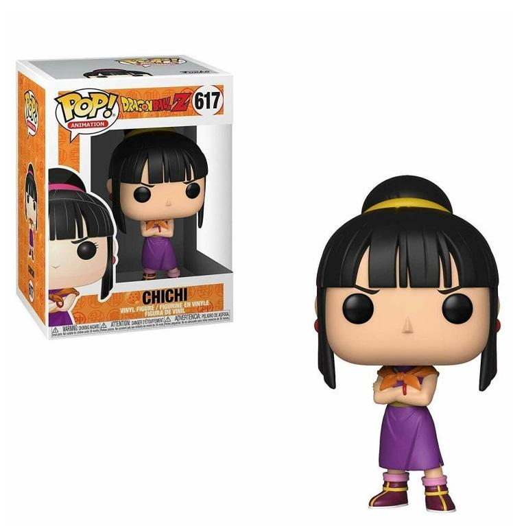 DRAGON BALL Z - Bobble Head POP N° 617 - Chi Chi