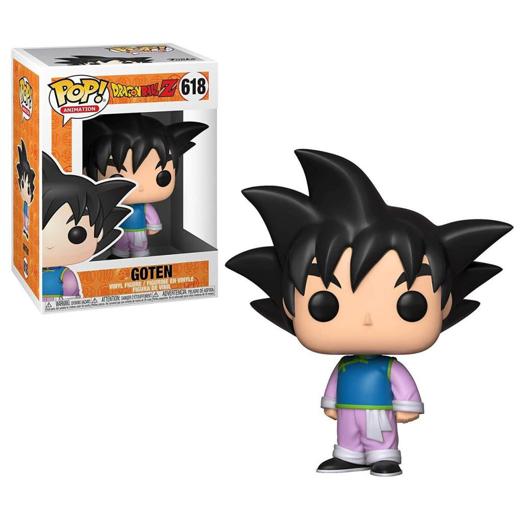 DRAGON BALL Z – Bobble Head POP N° 614 – Vegeta (Copie)