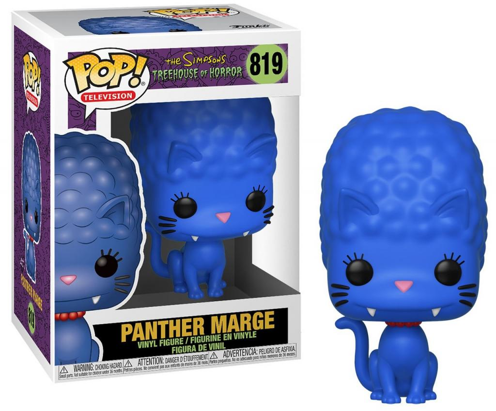 THE SIMPSONS - Bobble Head POP N° xxx - Panther Marge