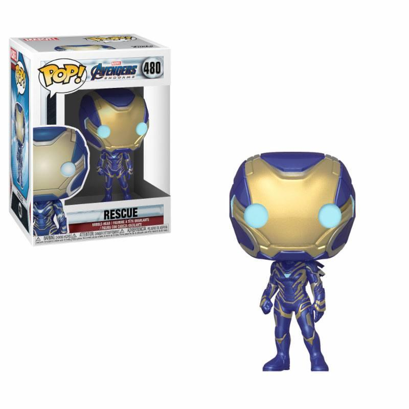AVENGERS ENDGAME - Bobble Head POP N° 480 - Rescue