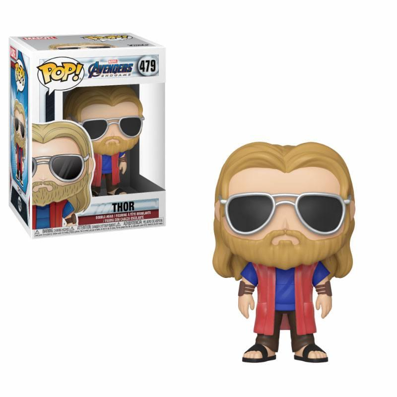 AVENGERS ENDGAME - Bobble Head POP N° 479 - Thor_1