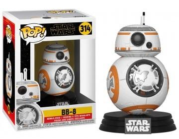 STAR WARS - Rise of Skywalker - Bobble Head POP N° 314 - BB-8
