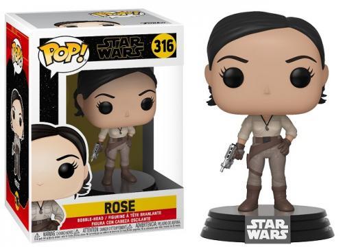 STAR WARS - Rise of Skywalker - Bobble Head POP N° 316 - Rose