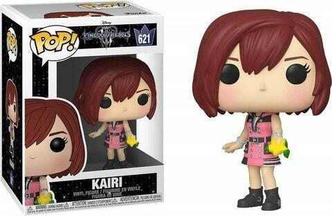 KINGDOM HEARTS 3 - Bobble Head POP N° 621 - Kairi with Hood