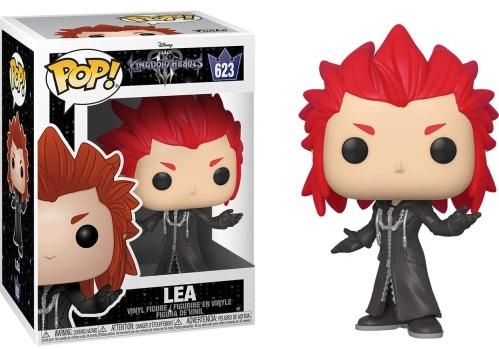 KINGDOM HEARTS 3 - Bobble Head POP N° 623 - Lea