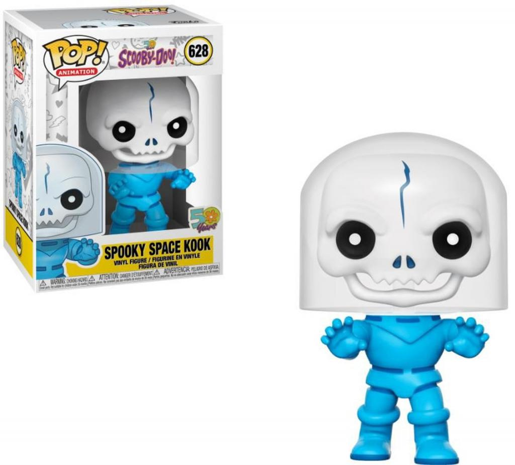 SCOOBY DOO - Bobble Head POP N° xxx - Spooky Space Kook