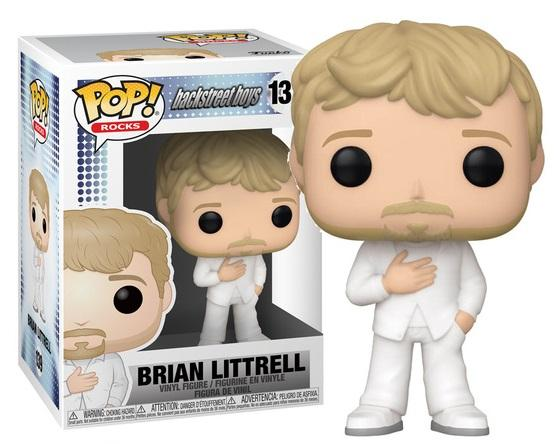 ROCK - Bobble Head POP N° xxx - Backstreet Boys : Brian Littrell_1