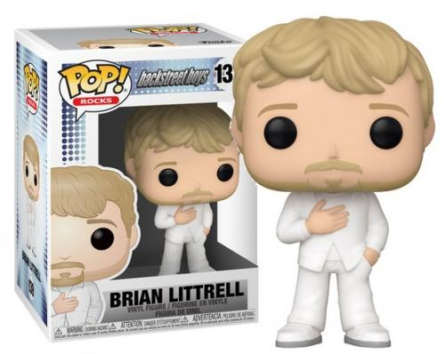 BACKSTREET BOYS - Bobble Head POP N° 139 - Brian Littrell