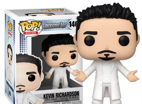 BACKSTREET BOYS - Bobble Head POP N° 140 - Kevin Richardson