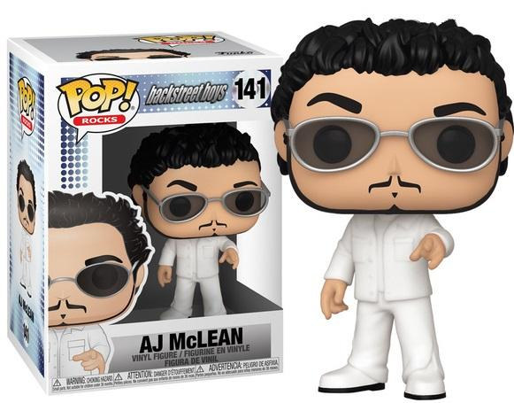 ROCK - Bobble Head POP N° xxx - Backstreet Boys : AJ McLean_1