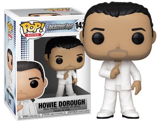 ROCK - Bobble Head POP N° xxx - Backstreet Boys : Howie Dorough
